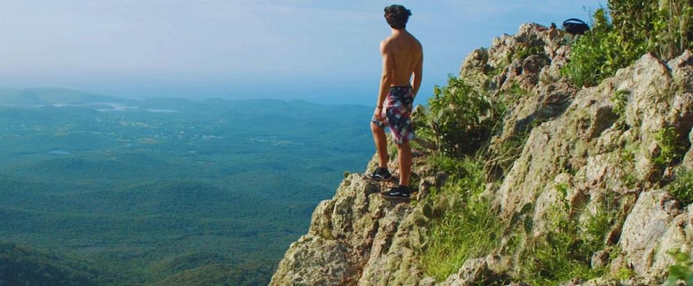 Christoffel Park - Mountain Climb