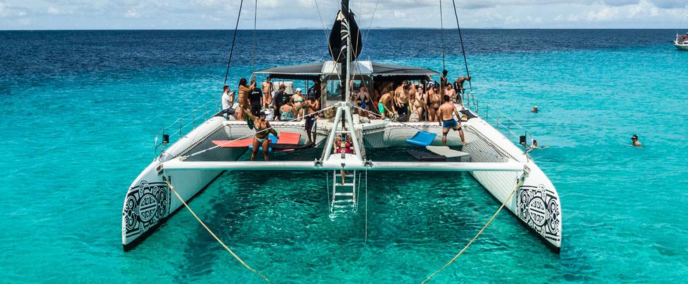 Private Boat Trip - Klein Curacao