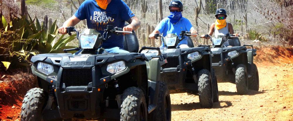 ATV Island Tours