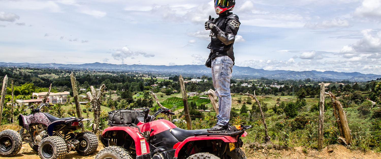 XTREME ATV RIDE
